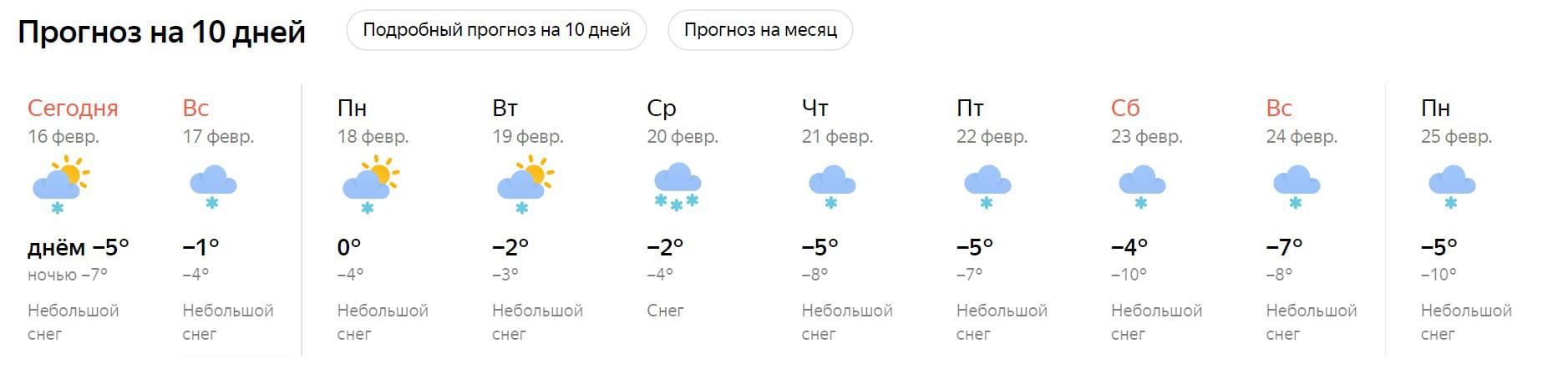 Аномальное потепление