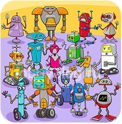 роботы лишат работы людей