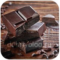 чёрный шоколад при похудении есть можно