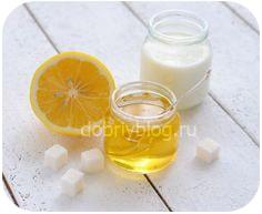 молоко, лимон, оливковое масло - Домашний уход за лицом