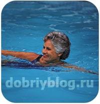 Плавание польза или вред