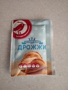 Дрожжи.Рецепт вкусного хлеба