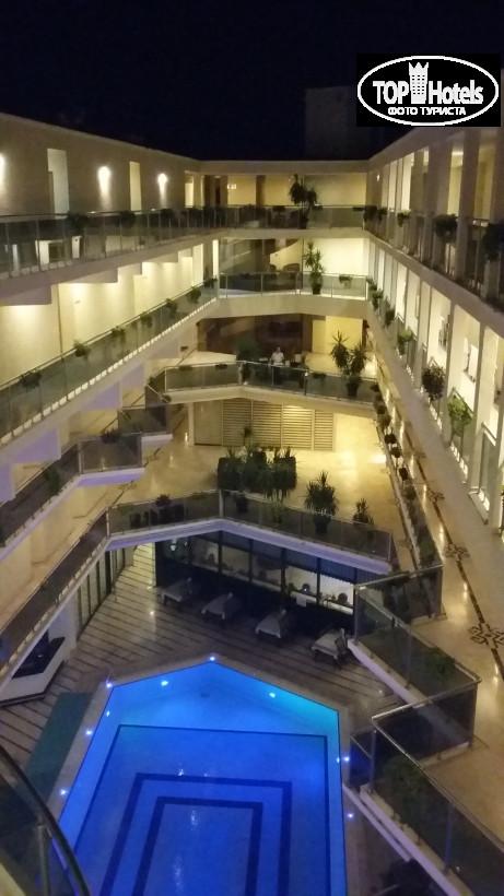 Где отдохнуть в сентябре недорого на море отель L'ancora Beach Hotel 4* Турция