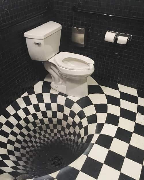 Обычный туалет