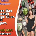 Диета Для Ленивых Минус 12 кг. Один Секрет.