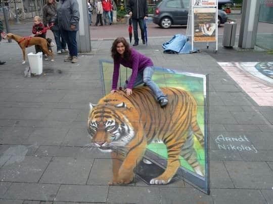 рисунок-иллюзия