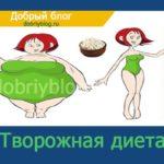 Творожная Диета Для Похудения (Реальный) Эксперимент