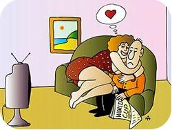 про отношения между мужчиной и женщиной: правильные отношения