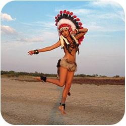 Ритуальный танец для похудения