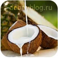 молочко кокоса