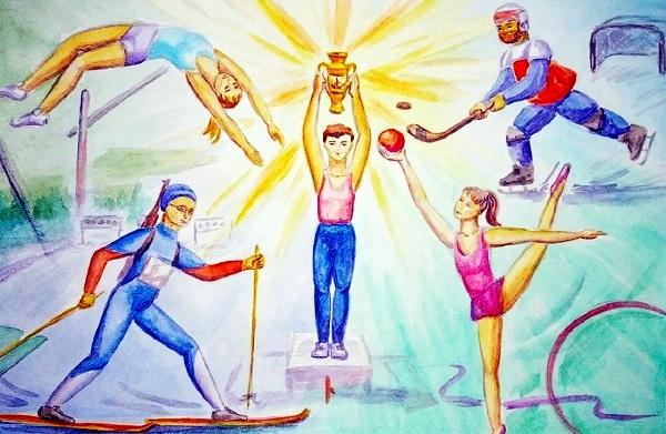 Тест какой вид спорта вам подходит