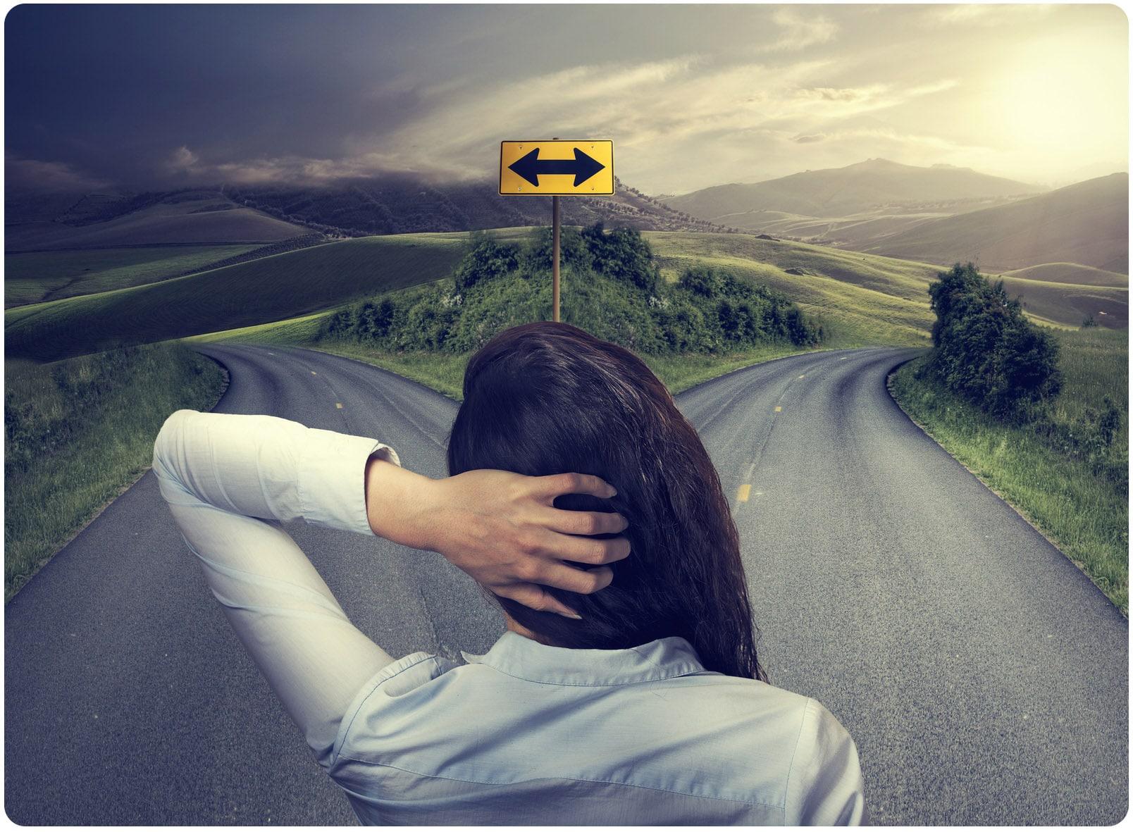 Притча о выборе пути...