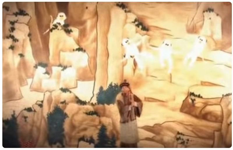 Притча про белых обезьян