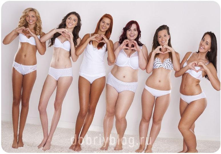 Как полюбить своё тело и внешность