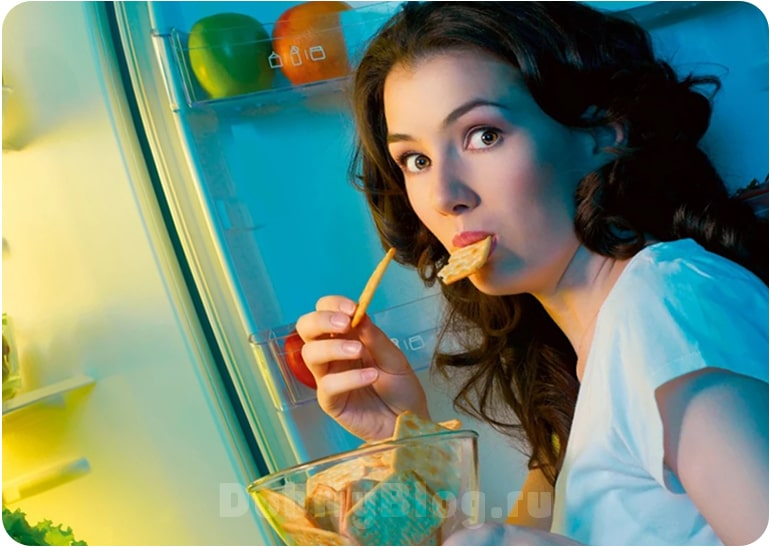 Как принимать рецепт, который помогает избавиться от чувства голода.