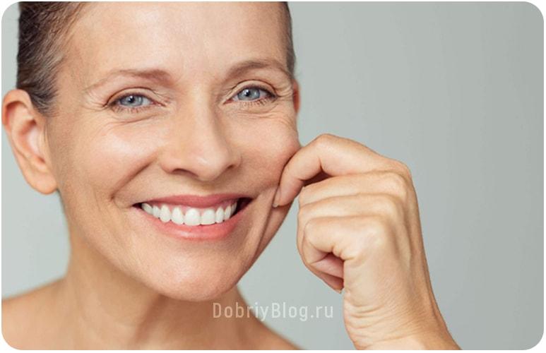 Как убрать морщины вокруг глаз – причины возникновения, профилактика.