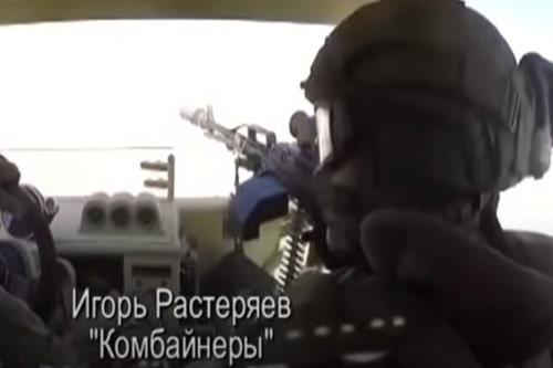СПЕЦНАЗ В СИРИИ «КОМБАЙНЁРЫ» КЛИП.