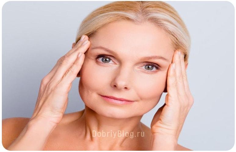 Устранение морщин вокруг глаз – лечение.