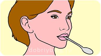 Металлический, горький вкус во рту - как избавиться