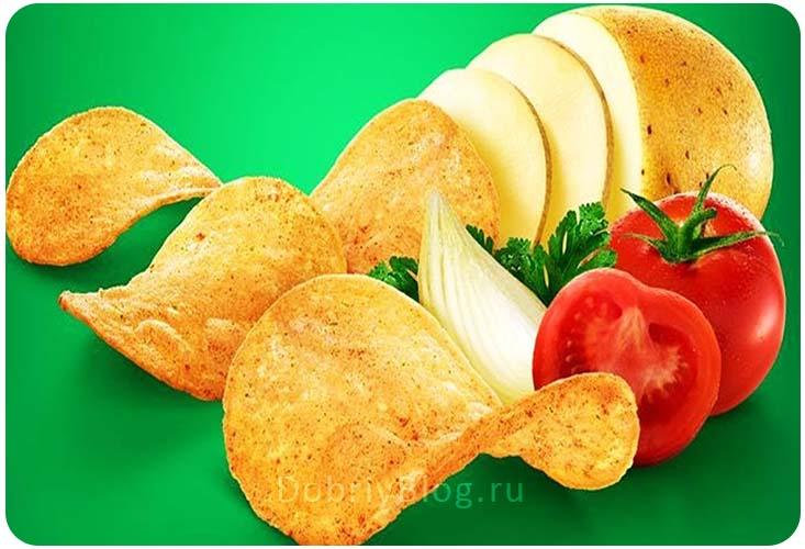 Чем вредны чипсы для здоровья детей и взрослых
