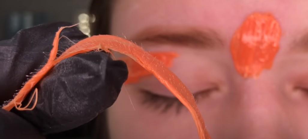 Окрашивание бровей хной в домашних условиях: Сняли воск